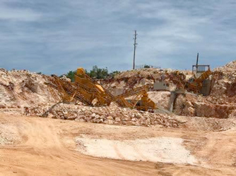 Parker impact crusher machine